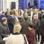 Stehempfang mit Preisträgern und Ehrengästen