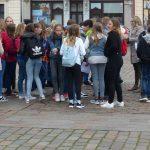 … und schließlich: 50 Austauschkinder in einem Rudel vereint